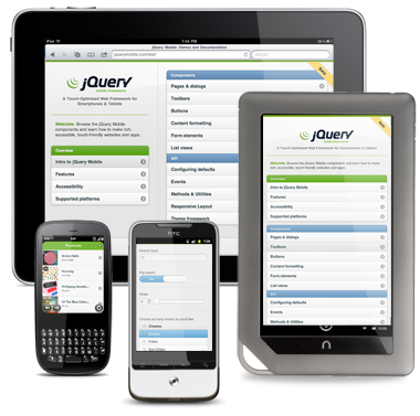 jquery-mobile-devices-beta